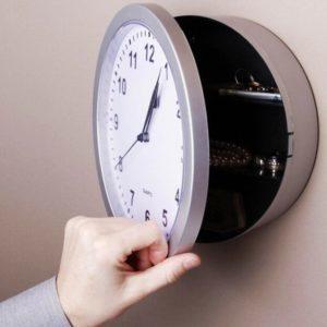 Storage Wall Clock (3)